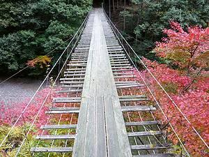 野々垣の吊橋